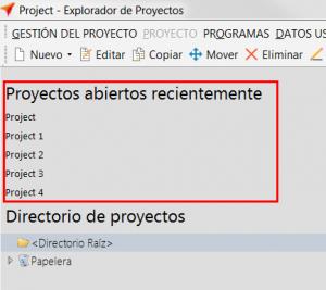 Newsletter 10 - ES - Projekthistorie